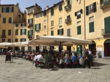 Lucca, Piazza San Frediano